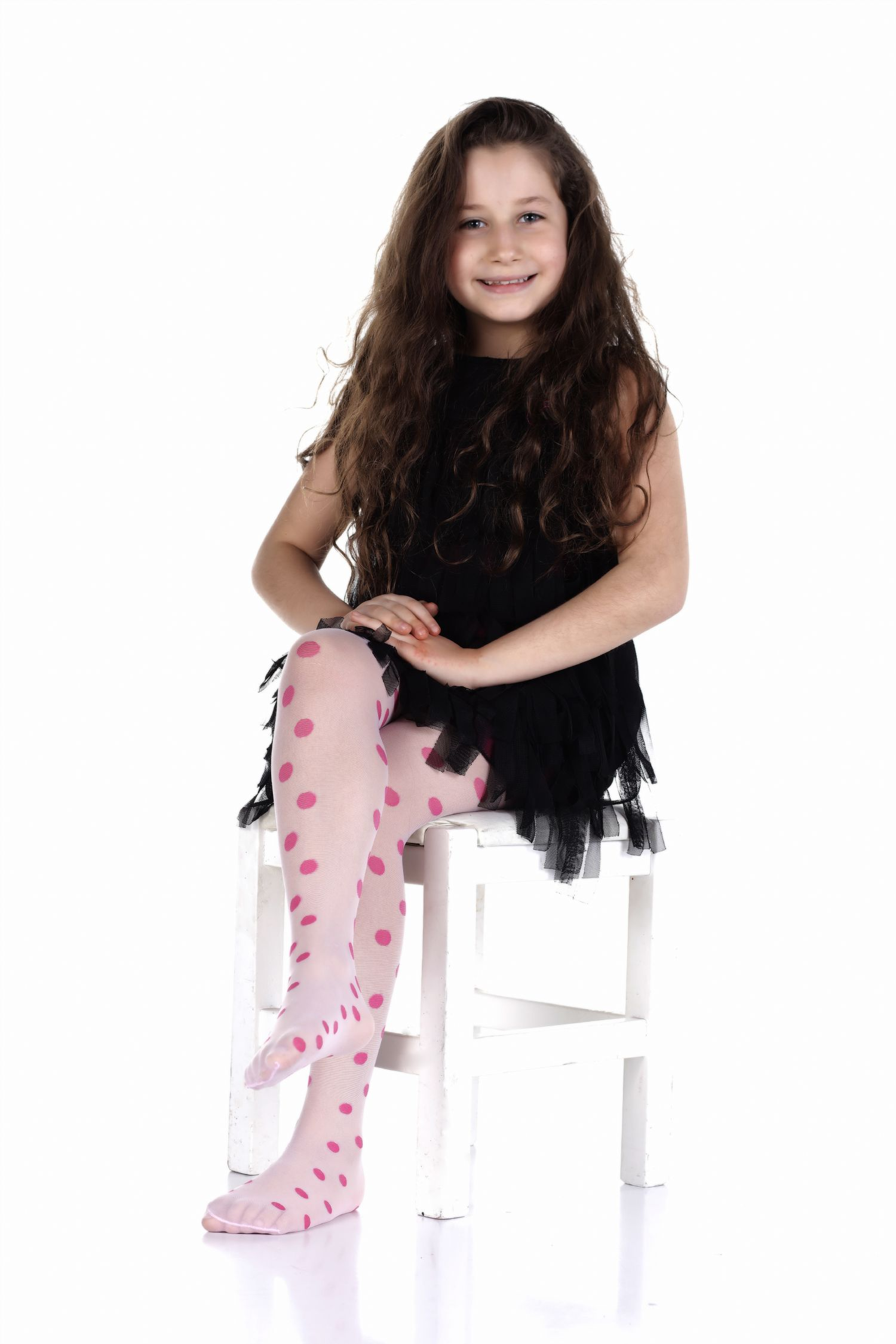 20 den kinder strumpfhosen m dchen elite style stocking. Black Bedroom Furniture Sets. Home Design Ideas