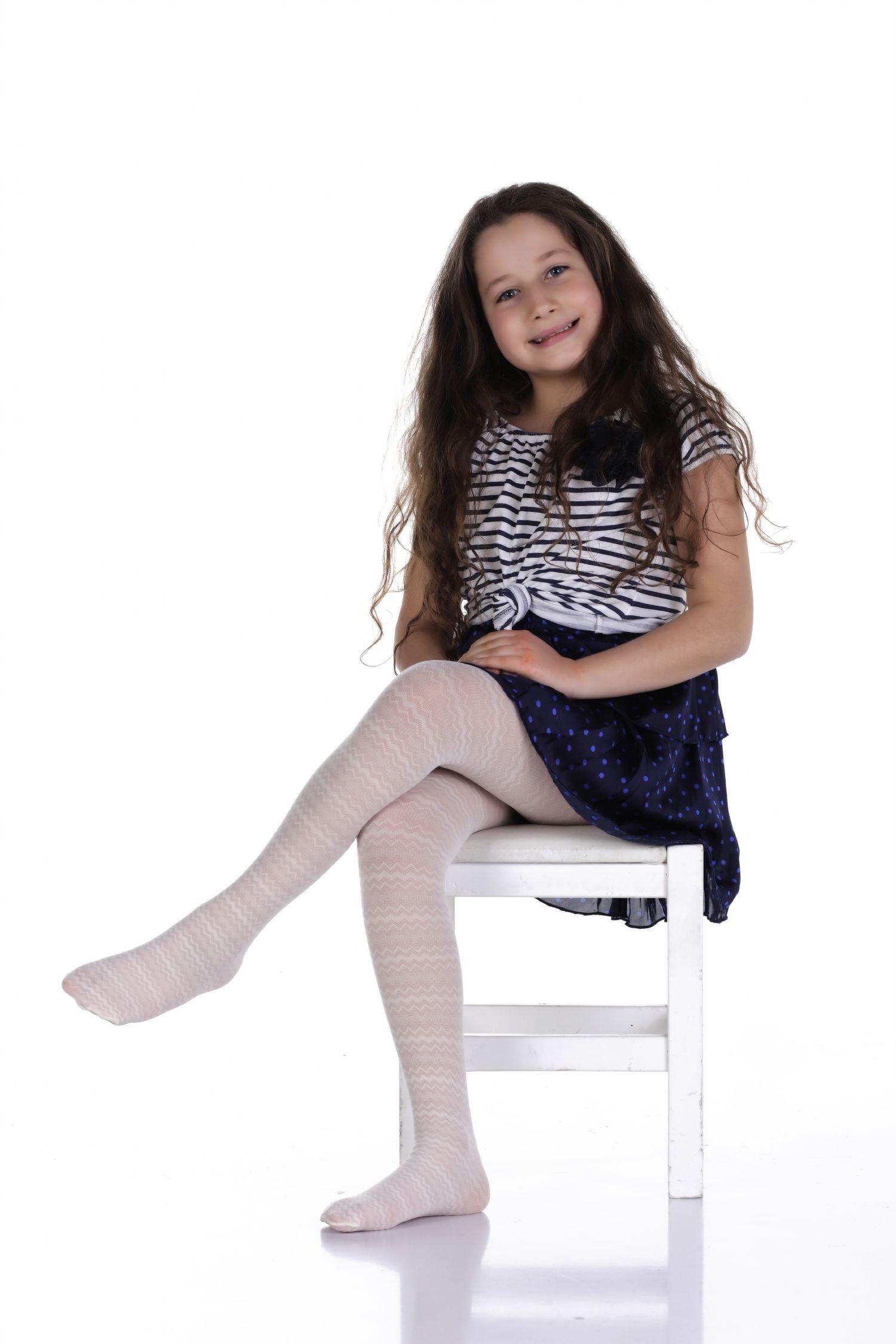 50 den kinder strumpfhosen m dchen elite style stocking. Black Bedroom Furniture Sets. Home Design Ideas